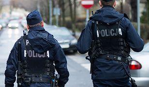 Ostrołęka. Strzały podczas akcji policji na osiedlu Dzieci Polskich (zdjęcie ilustracyjne)