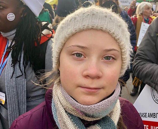 Greta Thunberg przeprasza za piątkowe wystąpienie