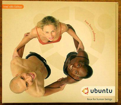 Ubuntu - Linux for Human Beings...tylko czemu dla pro userów bycie laikiem i używanie Ubuntu to obciach...?