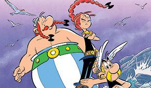 Czas na dziewczynę! Pojawiła się nowa książka o Asteriksie i Obeliksie