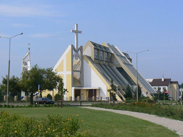 Do nietypowej sytuacji doszło w parafii NMP Matki Kościoła w Bełchatowie