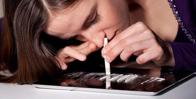 Kokaina zwiększa podatność na HIV