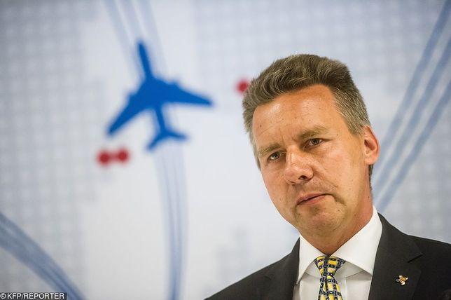 Prezes gdańskiego lotniska: Marcin P. kilkukrotnie skłamał przed komisją śledczą