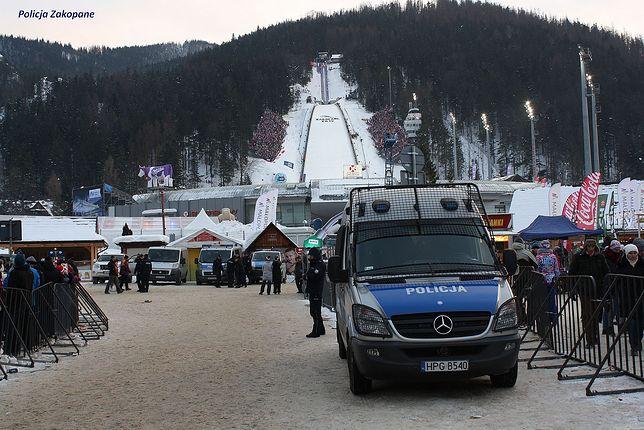 PŚ w skokach narciarskich Zakopane 2020. Bezpieczeństwa podczas imprezy będzie pilnować ochrona i policja