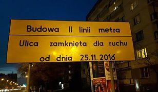 Metro na Wolę. Zamkną Górczewską, kilkanaście linii na objazdach [MAPA]