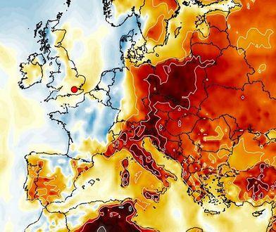 """Pogoda. Polska w szponach """"Queenie"""" i """"Heiko"""". Szykuje się zmiana w pogodzie, ale... na krótko"""