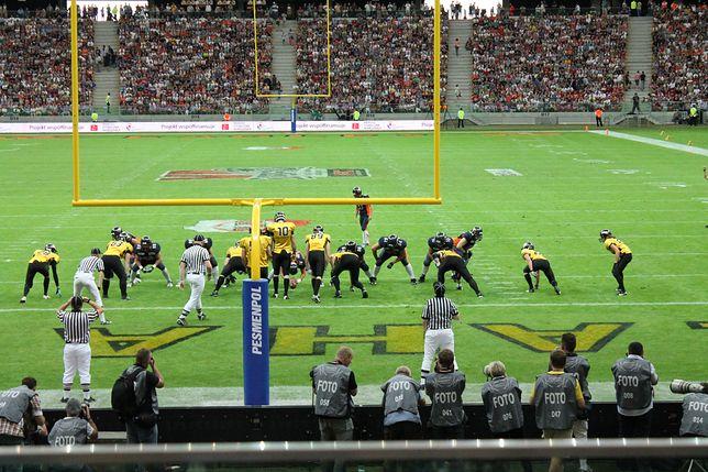 Za darmo: Dzień Futbolu Amerykańskiego na Stadionie Narodowym