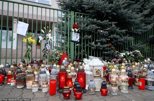 Do tragedii w szkole w Wawrze doszło 10 maja