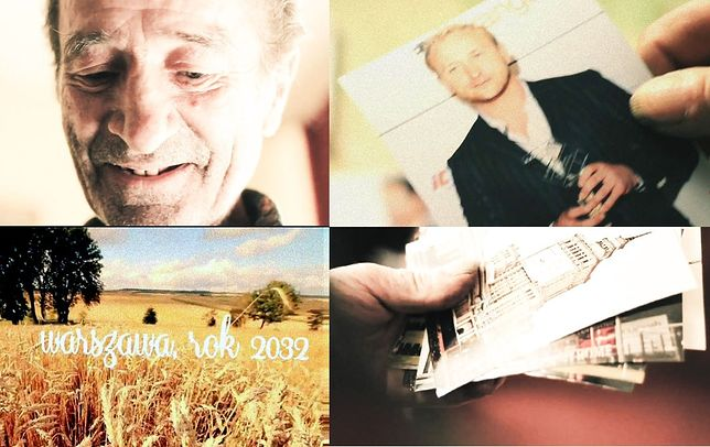 Borys Szyc i stolica - za 20 lat!