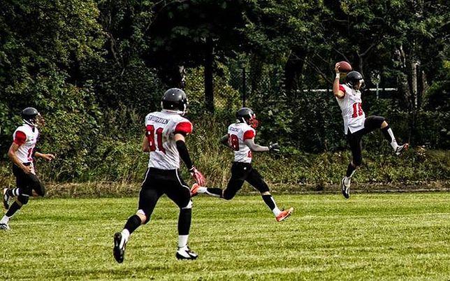 Zostań zawodnikiem futbolu amerykańskiego. To sport dla każdego!