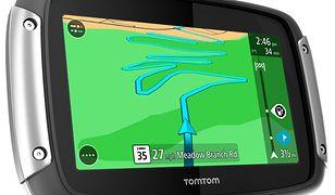 Nowe systemy nawigacyjne TomTom - na motocykl i do samochodu
