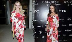 Ewa Pacuła i Paulina Sykut w tych samych sukienkach. Która wygląda lepiej?