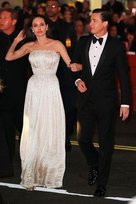Angelina Jolie i Brad Pitt nie tworzą już małżeństwa