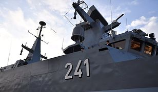 """ORP """"Ślązak"""", to najnowszy okręt MW RP."""