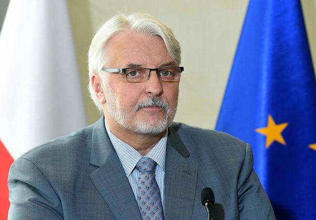 Waszczykowski: Polska nie jest państwem upadłym