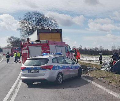W wypadku zginęło dwoje dzieci