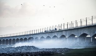 W wypadku na moście nad Wielkim Bełtem zginęło co najmniej 6 osób
