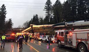Katastrofa kolejowa w USA. Wielu rannych i zabitych