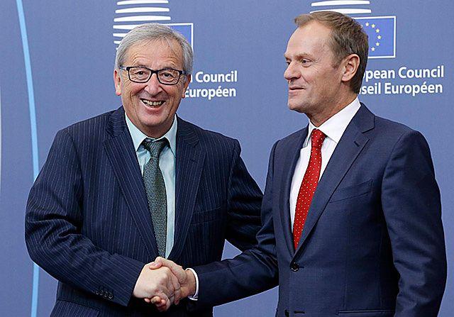 Ryszard Czarnecki: Tusk wystąpił przeciwko Merkel