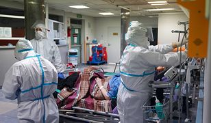 Koronawirus w Polsce. Może być nawet 30 tys. chorych na COVID w szpitalach