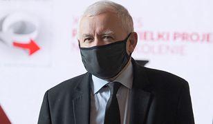 Jarosław Kaczyński spłaca duży kredyt. Finanse prezesa PiS prześwietlone