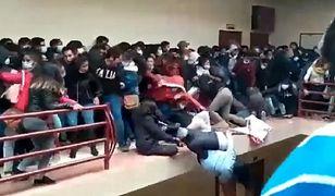 Boliwia. Studenci spadli z 4. piętra. Tragedia na uniwersytecie