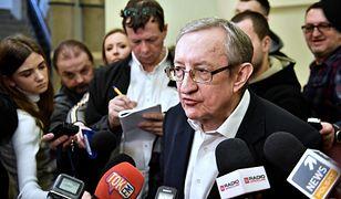 Józef Pinior i wyrok za korupcję. Decyzja sądu