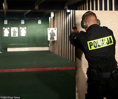 Poznań. Ponad 70 proc. policjantów oblało egzamin ze strzelania