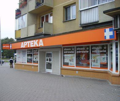 W Gdańsku w ciągu dnia, zaatakowano trzy apteki cuchnącą substancją