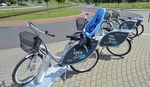 24 nowe stacje rowerów miejskich w Poznaniu. Są też małe rowerki dla dzieci