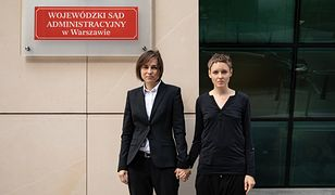 Emilia i Agata walczyły o transkrypcję aktu małżeństwa do polskich akt stanu cywilnego