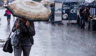 W niedzielę będzie padało w większości kraju.