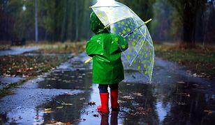 Pochmurnie i deszczowo