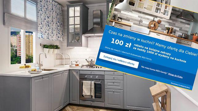 """""""Tajna"""" promocja na kuchnie w sklepach Ikea. Zobacz, jak z niej skorzystać"""