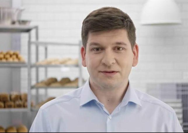 Skąd Lidl wziął piekarza do reklamy? Niesamowita kariera pioniera mrożonego pieczywa