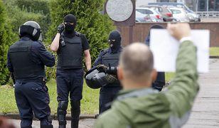Białoruś. Masowe zatrzymania dziennikarzy przed protestem / foto ilustracyjne