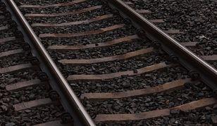 Poznań - wypadek na torach kolejowych