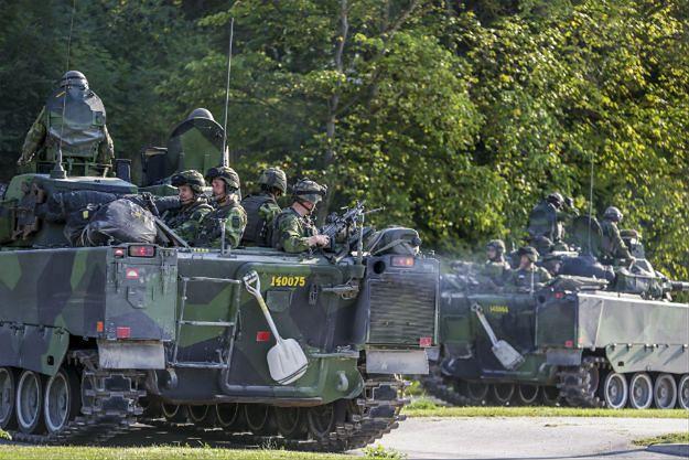 Szwedzka armia wróciła na Gotlandię. Media: to przez zagrożenie ze strony Rosji