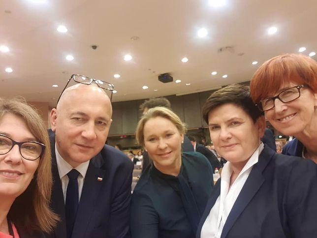 Europosłowie PiS