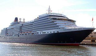 Queen Victoria przybiła do Gdyni