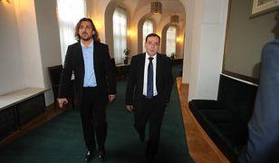 Kiedy współpracowali, dzisiaj ich drogi się definitywnie rozeszły. Tomasz Kaczmarek i Mariusz Kamiński w Sejmie