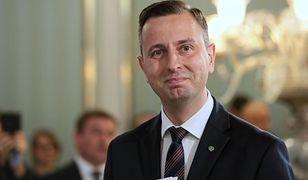 Lider PSL Władysław Kosiniak-Kamysz