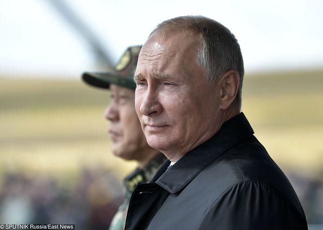 Pokojowe zamiary Rosji