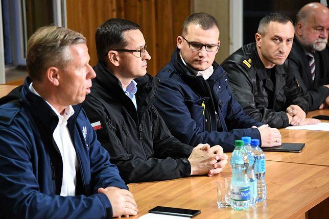 Tatry. Sztab kryzysowy po tragedii na Giewoncie