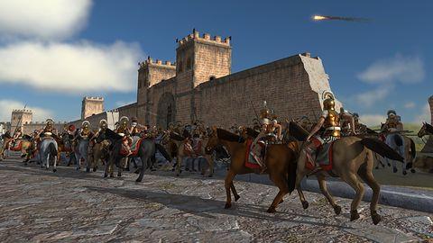 Total War: Rome Remastered - porównanie wideo z oryginałem