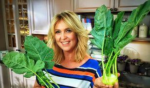Ewa Wachowicz: warzywa na odporność