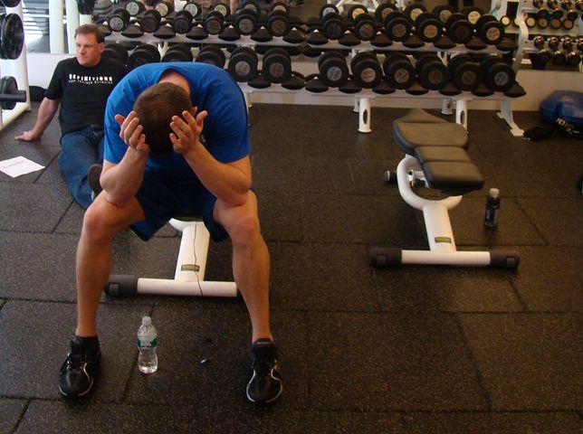 Bez diety na masę nasza praca na siłowni może być bezowocna
