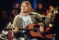 Sweter Kurta Cobaina na aukcji. Poplamiony ciuch sprzedany za ponad milion złotych