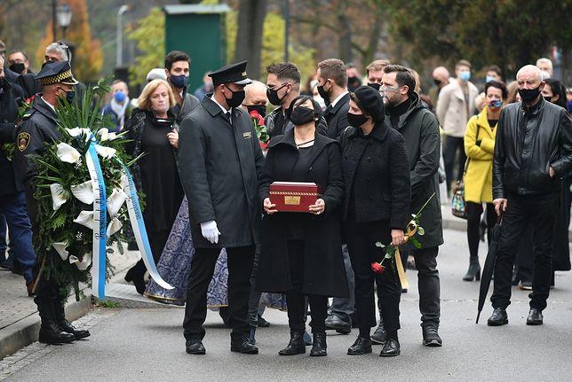 Pogrzeb Dariusza Gnatowskiego w Krakowie