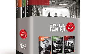 Pakiet Literatura faktu. Czterech; Korespondenci.pl; Zawód: szpieg
